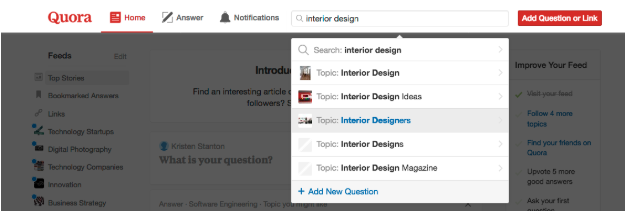 Interior Designers on Quora